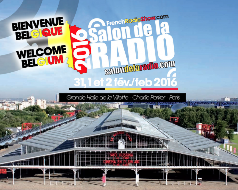 Salon de la radio l 39 dition 2016 accueille les voix voix for Salon de la photo 2016