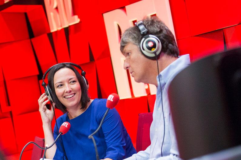 Agnès Bonfillon et Christophe Pataud