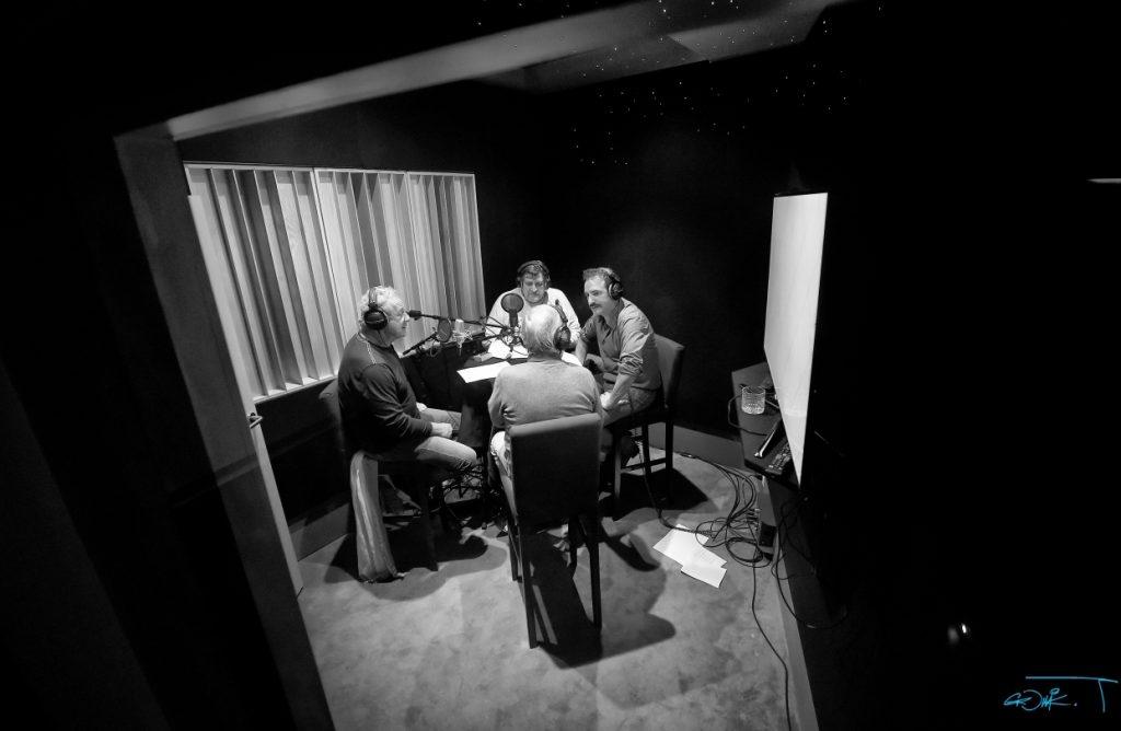 JEAN DUJARDIN / LES RENCONTRES LES VOIX.FR photo by Thierry Gromik