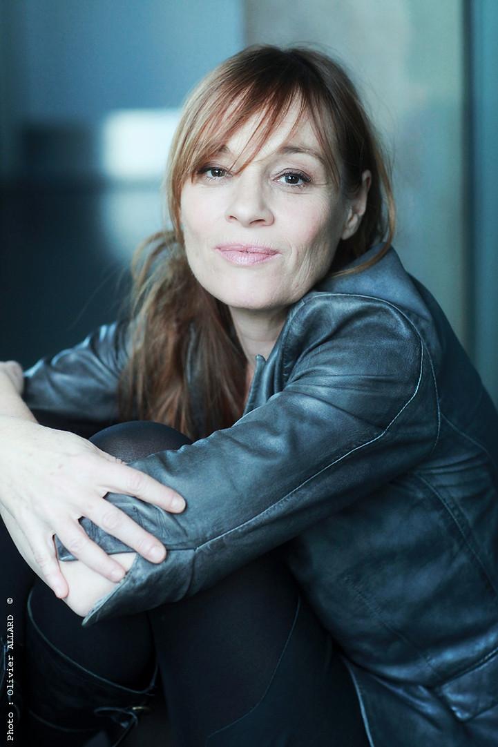 Frédérique Labussière, comédienne voix off