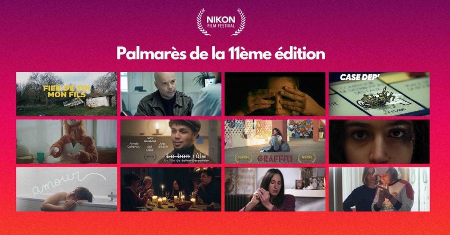 Pascale Mompez a reçu le Prix de la meilleure photographie lors de la 11ème édition du festival Nikon Film Festival